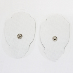 Kreuzschnalle Elektrode Pad Handförmig