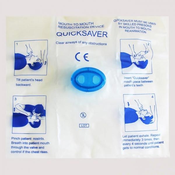 CPR-Gesichtsschutz