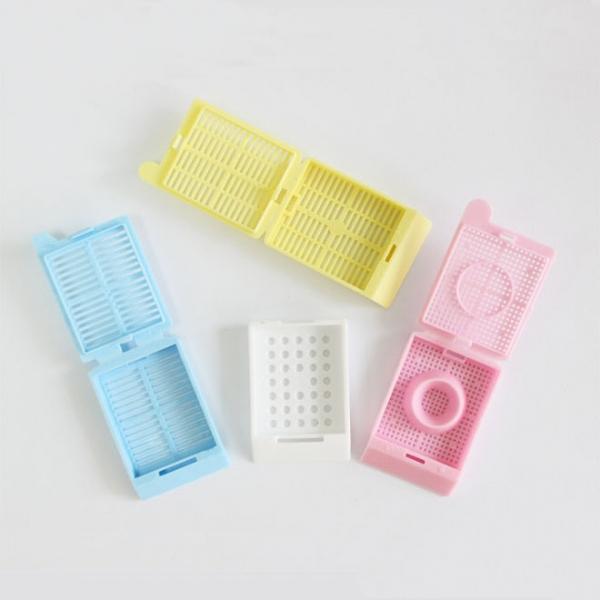 Standard Tissue Processing Einbettkassetten 1