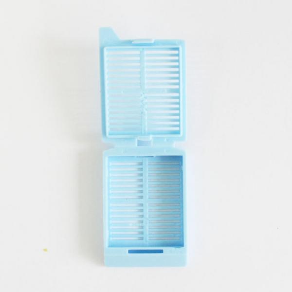 Streifenlöcher Biopsie Drucken Einbettendes Kassetten 3