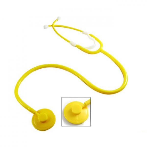EinwegKunststoff Einzelkopf-Stethoskop