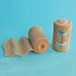 Spandex-Krepp-Bandage