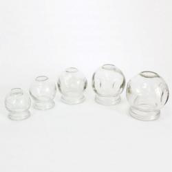 Glasschröpfen-Set
