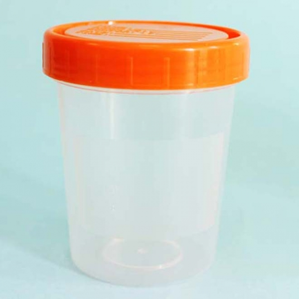 120ml steriler Probenbehälter