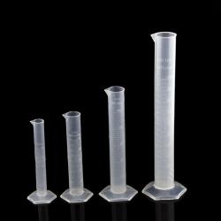 Kunststoff-Messzylinder