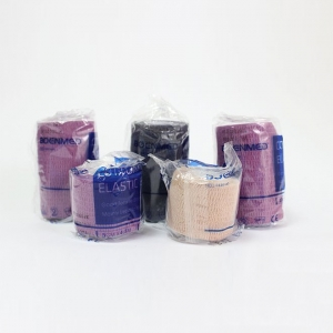 Baumwolle Kohäsive elastische Bandage