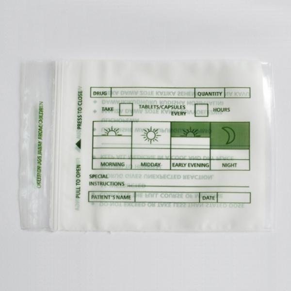 Medizinische Umschlag Sack