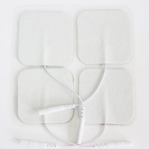 Physiotherapie-Kreuz-Elektroden-Auflage-Draht, quadratischer Typ