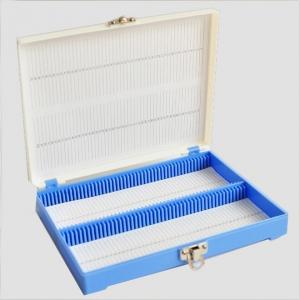 Mikroskop Objektträger Aufbewahrungsbox 660