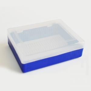 Microskop Objektträger-Aufbewahrungsbox 25 Stück660