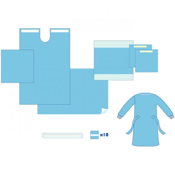 Einweg-Steriles-Implantat-Pack