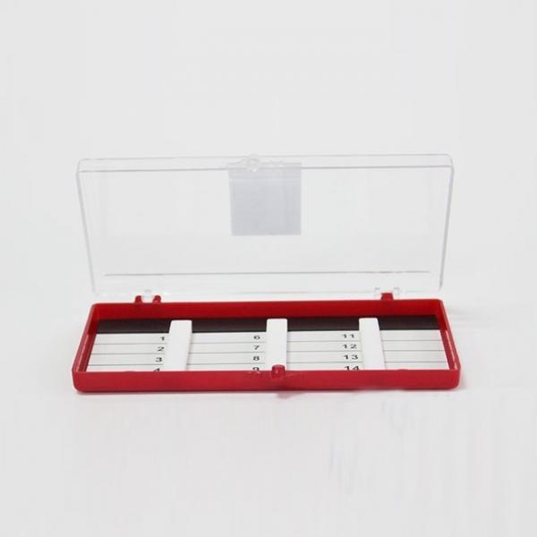 Schaumstreifen-Nadelzähler mit Magnet