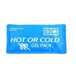 Wiederverwendbare heiße und kalte Gelpackung