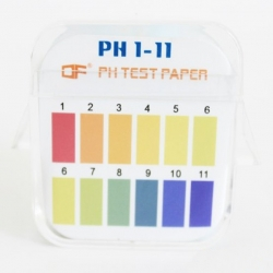 PH-Testpapier 1-14, zwei Farben