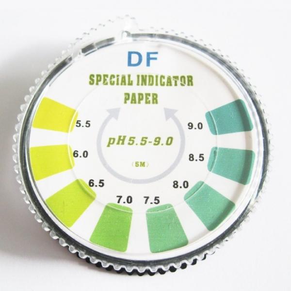 Spezielles Indikatorpapier, 5m / Rolle 660