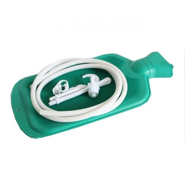 Kombinierte Wärmflasche (Klistierbeutel)